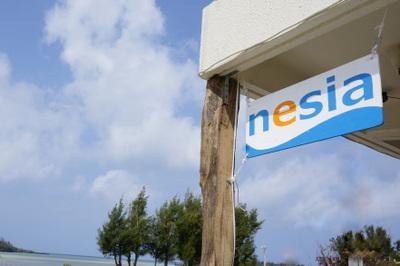 nesia signboard